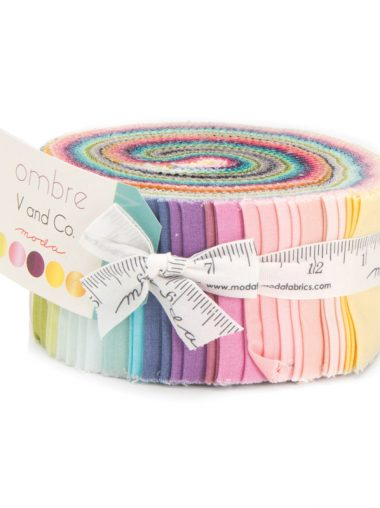 Moda Jelly Roll - Ombre