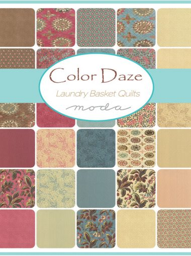Moda Charm Pack - Color Daze