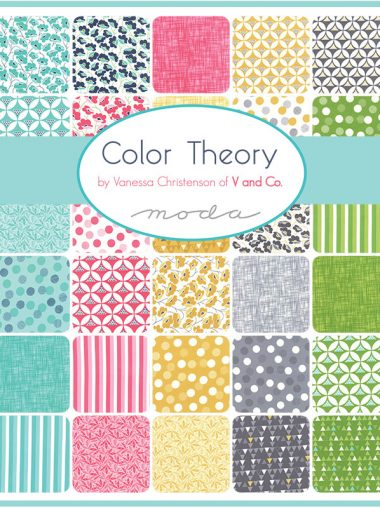 Moda Jelly Roll - Color Theory