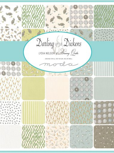 Moda Layer Cake - Darling Little Dickens