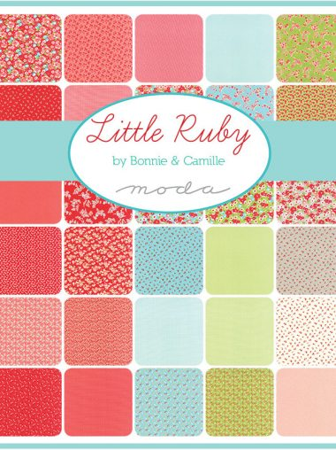 Moda Charm Pack - Little Ruby