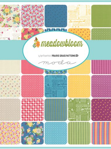 Moda Charm Pack - Meadowbloom
