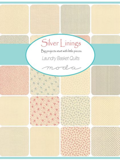 Moda Charm Pack – Silver Linings – Serendipity