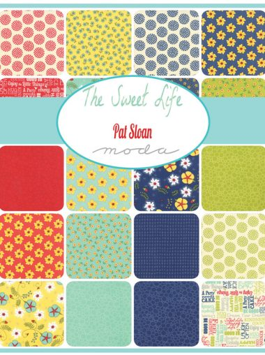 Moda Mini Charm Pack - The Sweet Life