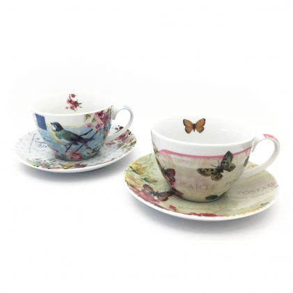"""ppd Cappuccino-Set """"Vintage"""""""