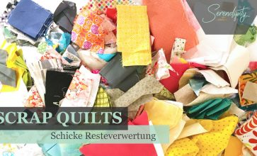 Scrap Quilts – Schicke Resteverwertung in 2018