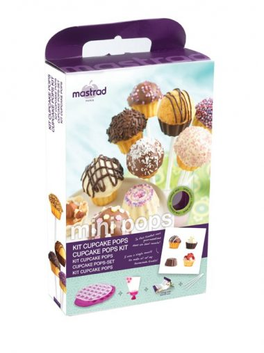 Mastrad Cupcake Pops Kit