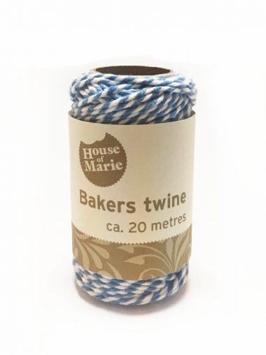 House Of Marie Bakers Twine – Bäckerzwirn – Blau