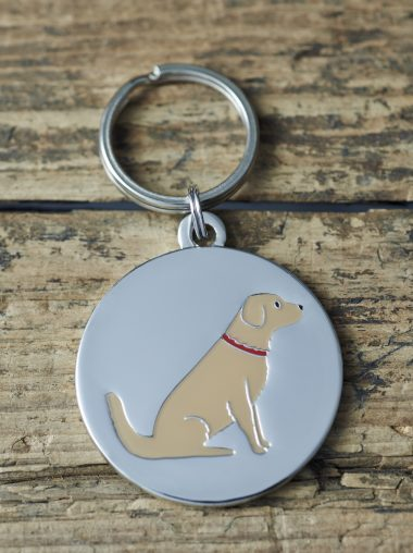 Sweet William – Dog Tag – Schlüsselanhänger – Hundemarke – Golden Retriever