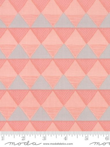 Moda – Twilight – Triangles Coral