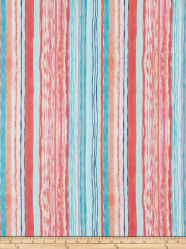 FreeSpirit Fabrics – Meadowlark – Garden Party Aqua